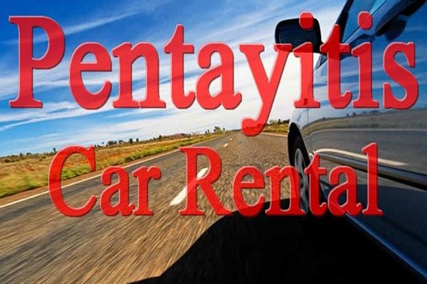 PENTAYITIS CAR RENTALS