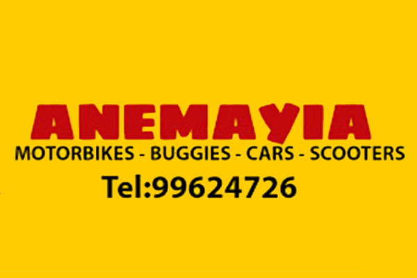 ANEMAYIA RENT A CAR