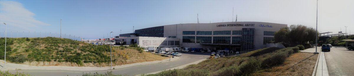 LARNACA INTERNATIONAL AIRPORT REVIEWS CAR RENTALS
