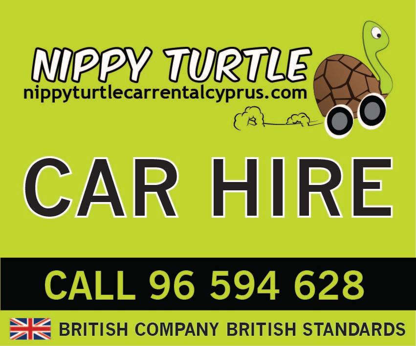 NIPPY TURTLE CAR RENTALS